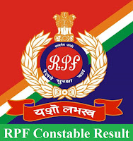 RPF Constable Result