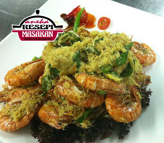 Resepi Butter Prawn Sedap http://banyakresepi.blogspot.my/