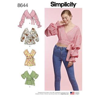 Simplicity 8644