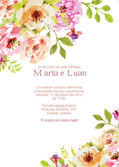 Convite para download