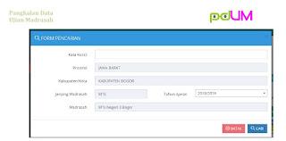 Cara Upload Data Siswa di Aplikasi PDUM
