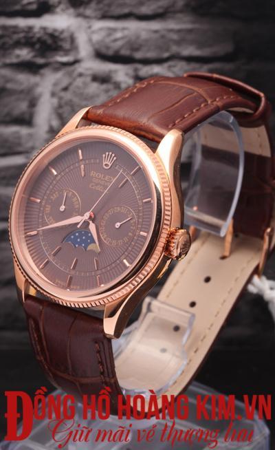 đồng hồ nam rolex chính hãng mới nhất