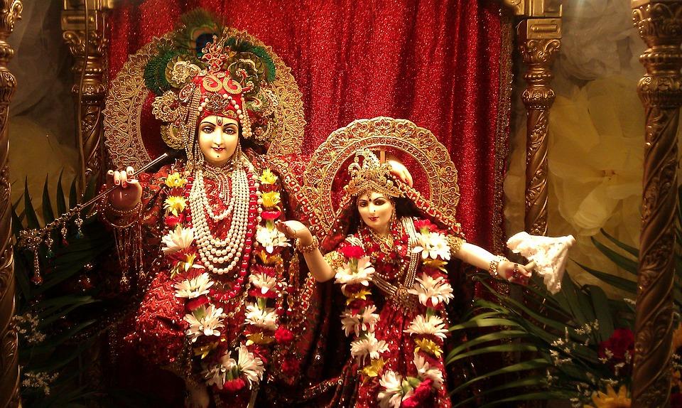 Radha Look Image