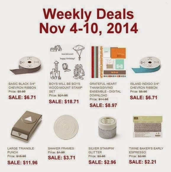 http://kindredstampers.blogspot.com/2014/11/weekly-deals-nov-4-7.html
