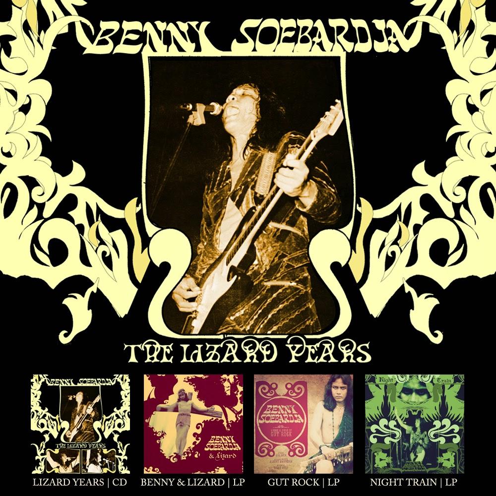 Benny Soebardja The Lizard Years