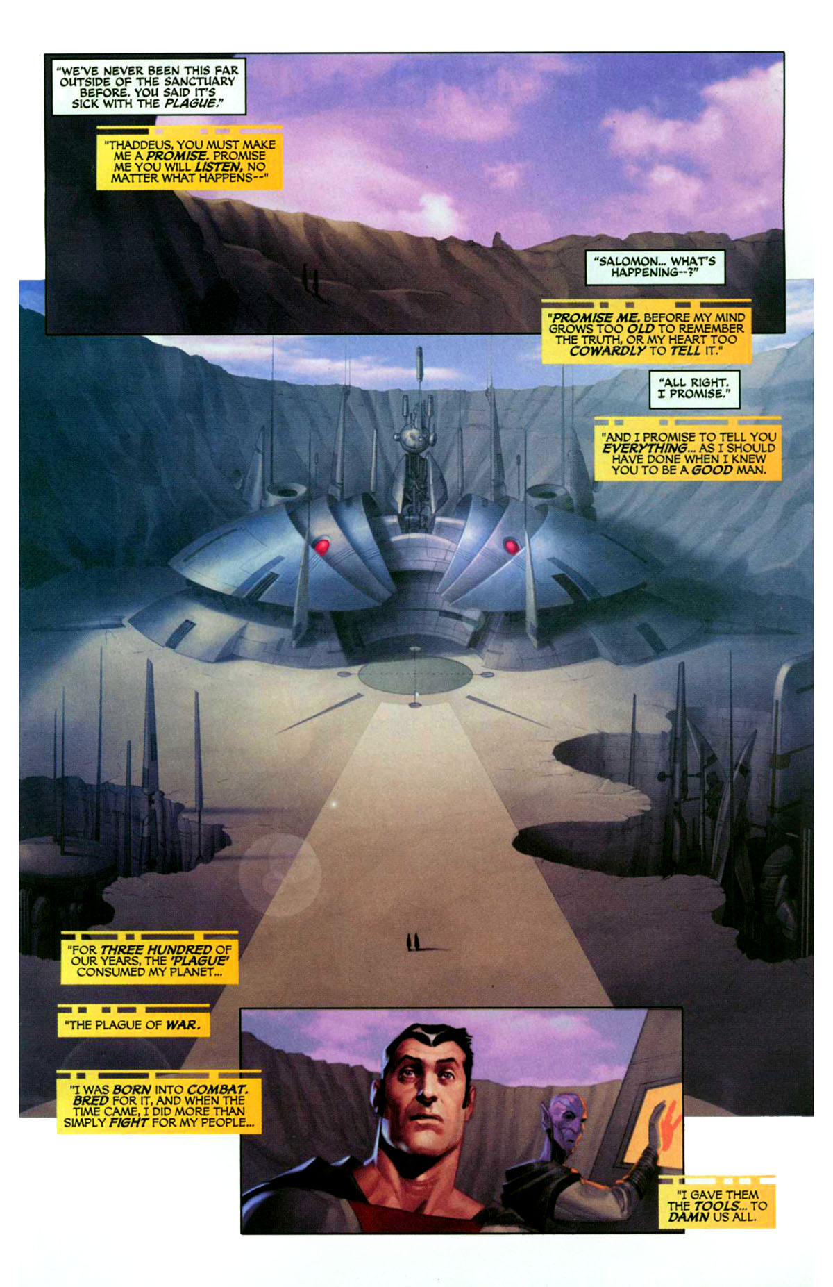 Read online Space Ghost (2005) comic -  Issue #2 - 15