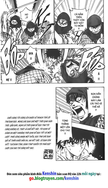 Rurouni Kenshin chap 33 trang 6