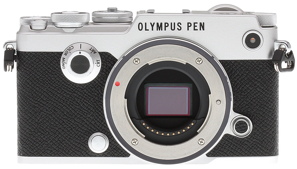 Análisis Olympus Pen-F