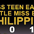 Miss Teen Earth & Little Miss Earth Seminar and Webisode at Crowne Plaza