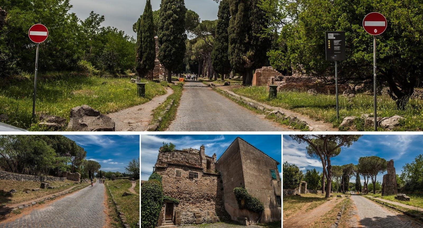 Relax am: italia roma via appia antica u2013 review pentru o tura
