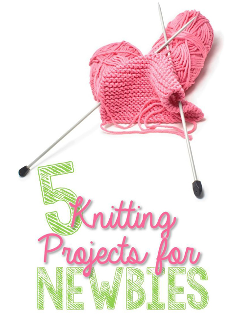 Knitting Projects for Newbies