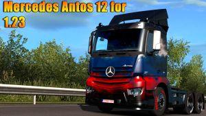 Mercedes Benz Antos 12