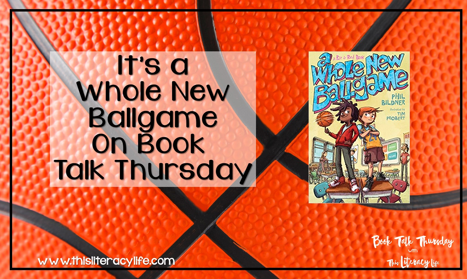 What happens when your whole world changes in your last year of elementary school? You learn to deal with it! And that's just what Rip and Red do in this fun book that teaches some great lessons.