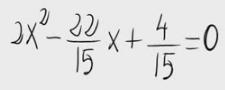 8. Ecuación de segundo grado 6
