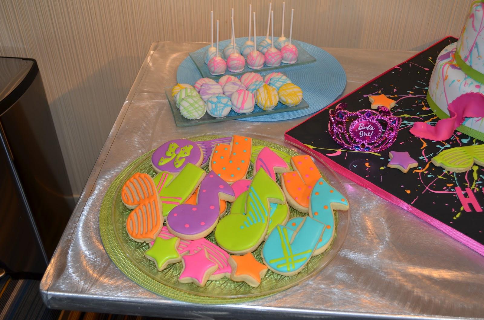 S Amore Cake Nicki Minaj Themed 4th Birthday Party