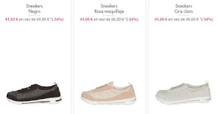 snaeakers de marca Rockport