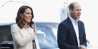 Prince Williams  and duchess  welcome a son