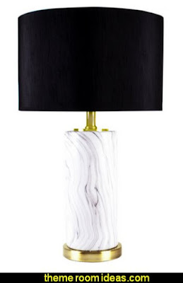Marble Patterned Lamp
