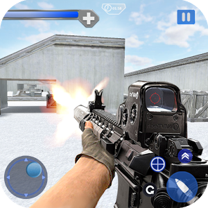Counter Terrorist Sniper Shoot MOD APK