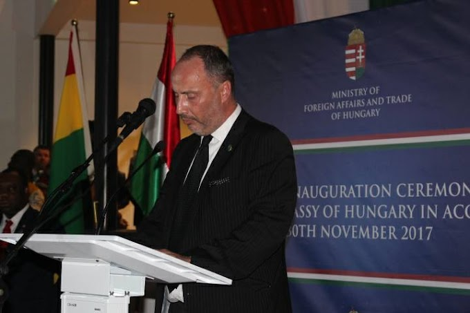 Ghana Needs Skilled Workforce not Aid - Hungarian Foreign Minister