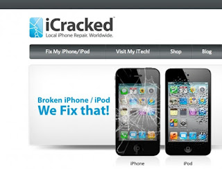 iCracked: Rescue when the phone screen is broken