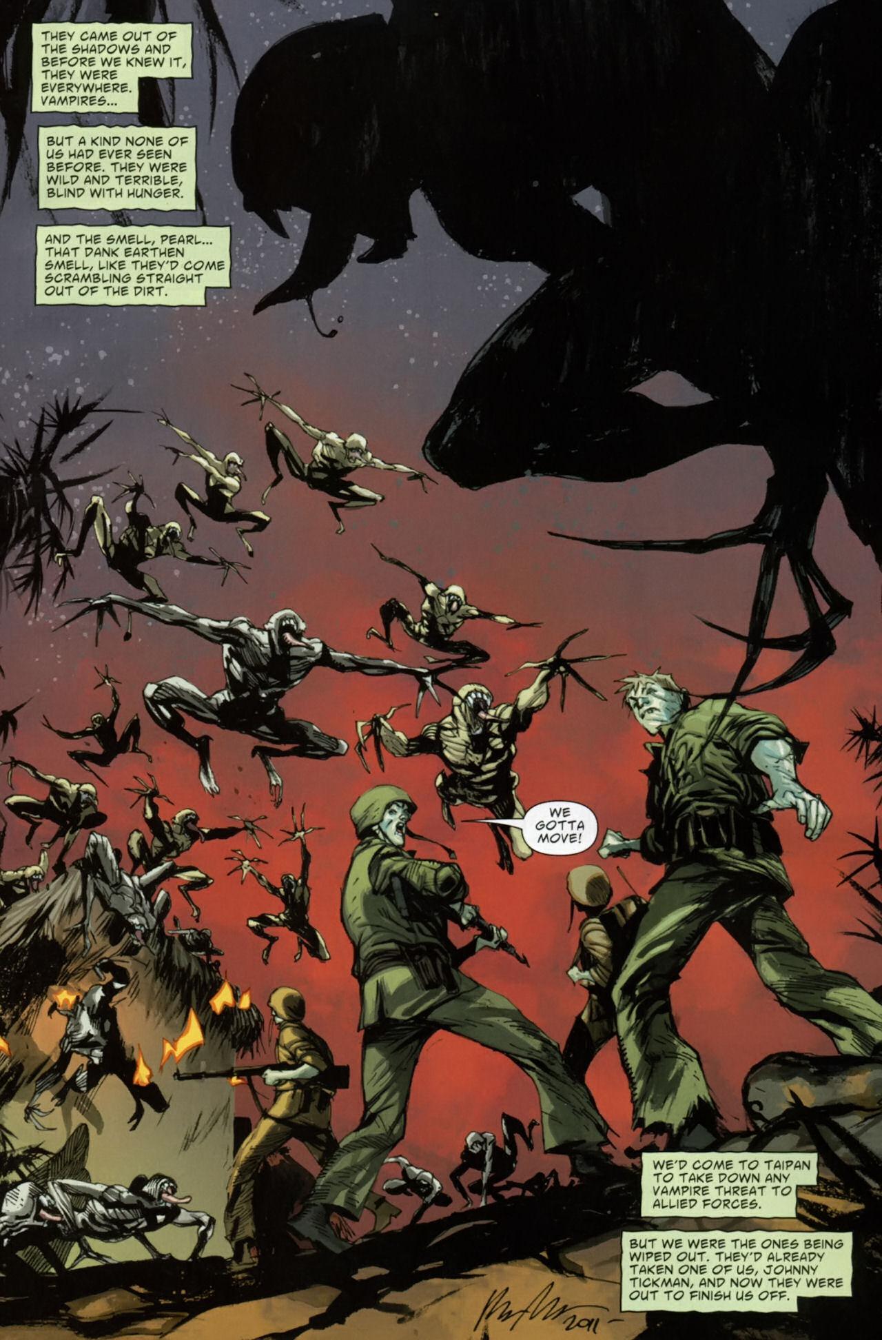 Read online American Vampire comic -  Issue #15 - 2