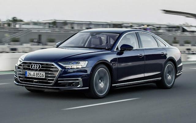 Audi A8 2018 Horch