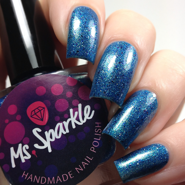 Ms. Sparkle-The Magic Wand
