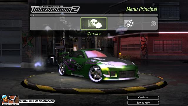 Need For Speed Underground 2 Completo Para Pc Central Do Pirata Baixar Jogos Grátis Para Pc