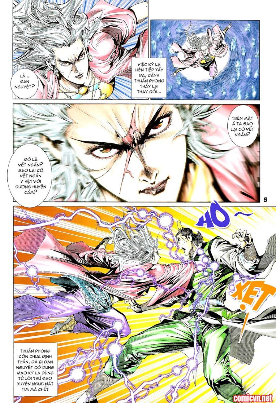 Đại Đường Uy Long chapter 82 trang 16