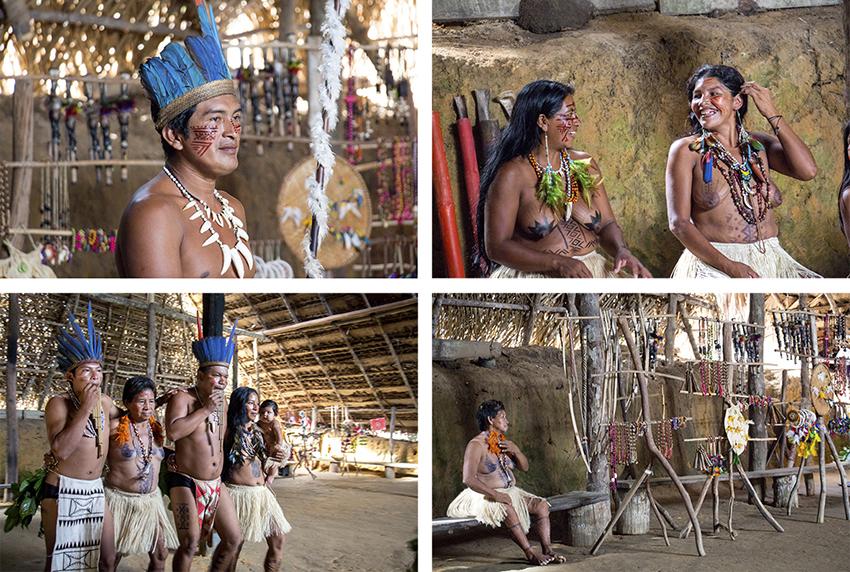 índios manauaras