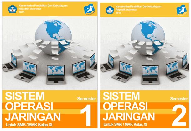Buku SMK TKJ Sistem Operasi Jaringan Kelas XI Semester 1 dan 2