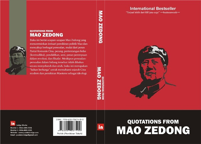 Quotation from Mao Zedong (Penerjemah Asep Rachmatullah)