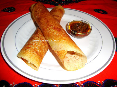 images for Brown Rice Dosa