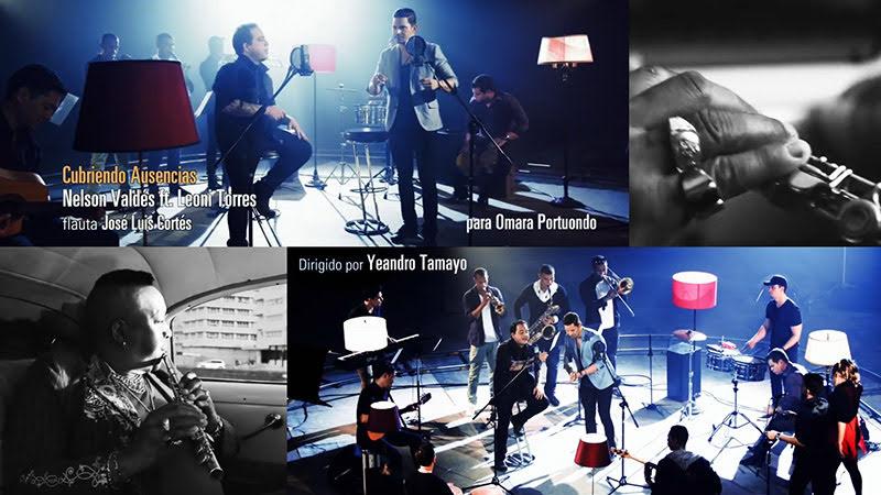 Nelson Valdés & Leoni Torres - ¨Cubriendo ausencias¨ - Videoclip - Director: Yeandro Tamayo Luvin. Portal Del Vídeo Clip Cubano