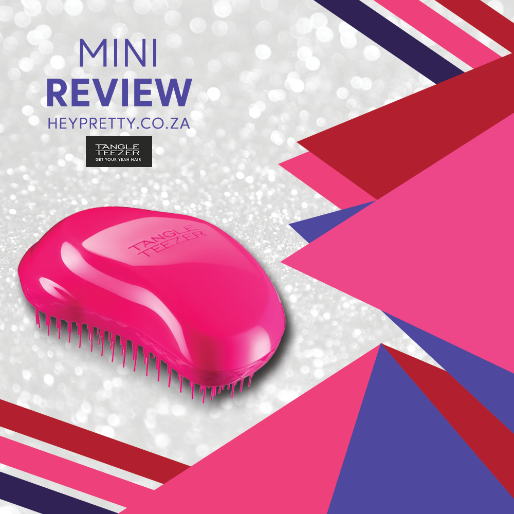 Mini Review - The Original Tangle Teezer
