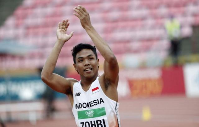 Juara Dunia Lari 100 Meter Panen Pujian dan Hadiah: Dari Jokowi Hingga Hotman Paris