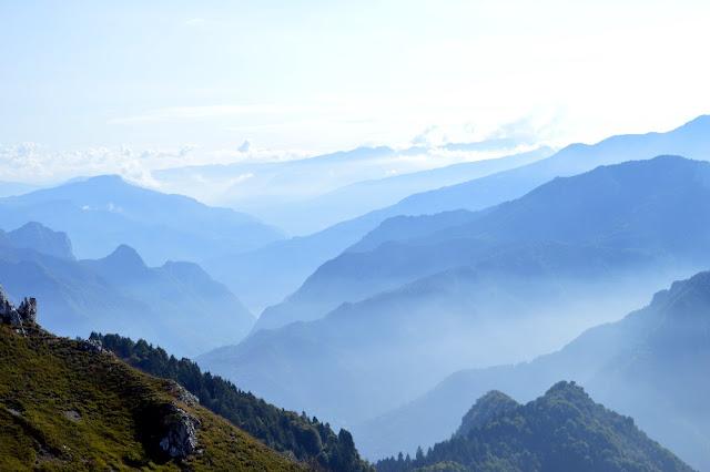 lago di ledro escursioni trekking