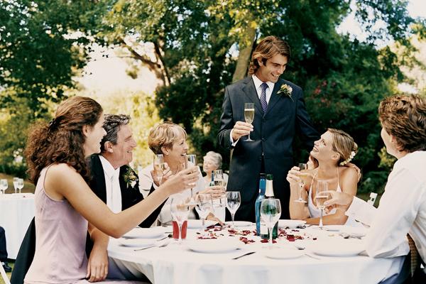 Como fazer um discurso de casamento