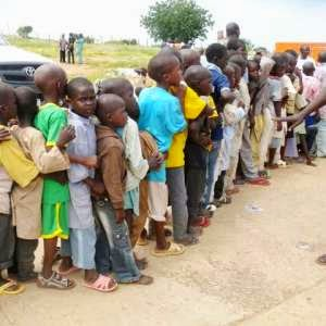 picture of internally displaced children