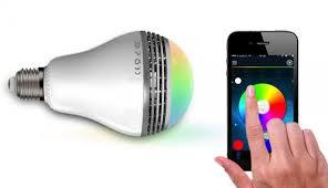 Vita migliore con la lampada smart