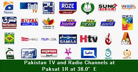 Christian Channels at Intelsat 17 (66 0°E) and Intelsat 20