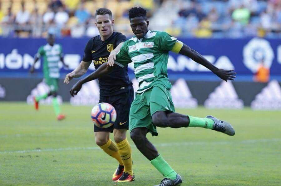 Alimi confident Eagles Will Pick AFCON ticket