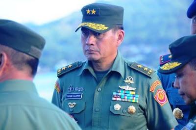 Kapuspen TNI : TNI Beri Contoh Bersih-Bersih Narkoba
