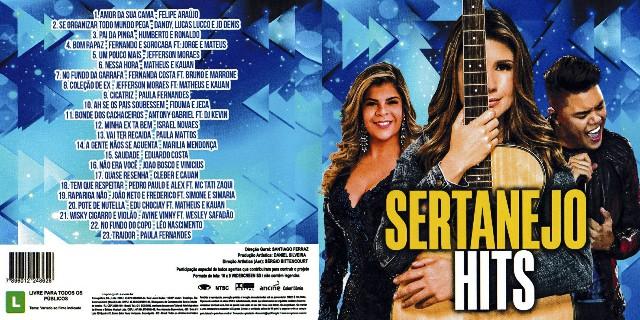 CD Sertanejo Hits