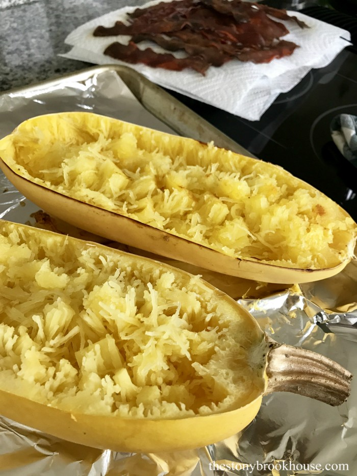 Spaghetti Squash on Instagram