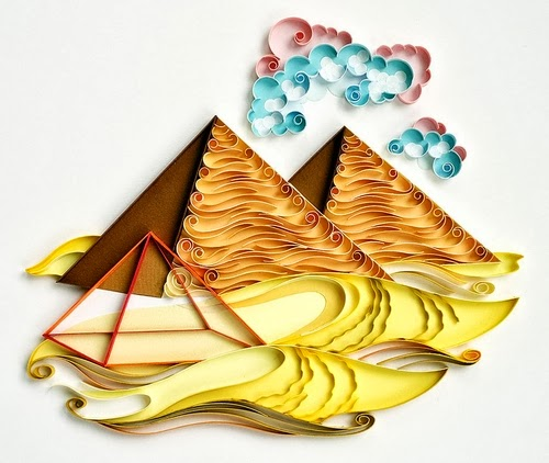 20-Pyramids-Quilling-Paper-Art-PaperGraphic-www-designstack-co