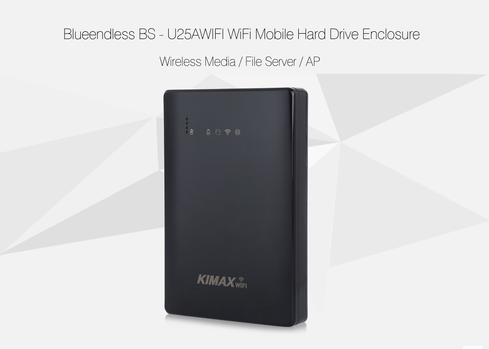 More Than A SSD Enclosure! A WIFI Router? A Power Bank? ALL