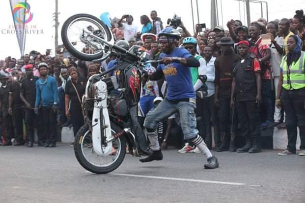 PHOTOS : Extreme Calabar Bikers Carnival