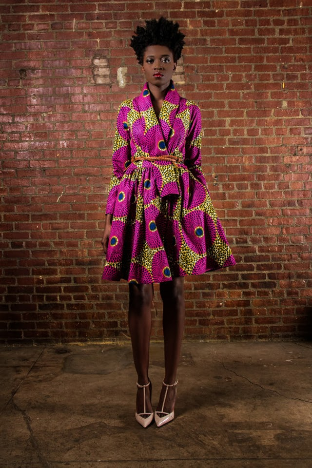 African print dress see more on ciaafrique.com